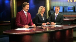 Anchorman 2 Earned Media PR Campaign [VIDEO]