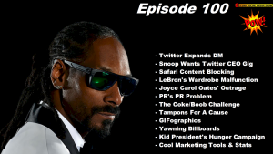Twitter DM Limit Expansion & Snoop Dogg Wants The CEO Gig