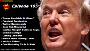 Beyond Social Media - Donald Trump - Episode 105