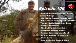 Cecil The Lion Killed, Hunter Dentist Walter Palmer Suffers Online Wrath