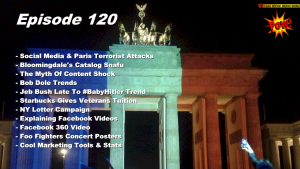 Social Media's Role In Paris Terrorist Attacks Aftermath