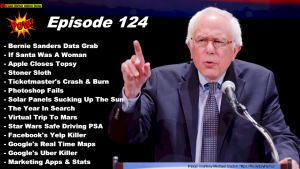 Beyond Social Media - Bernie Sanders Data Grab - Episode 124