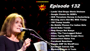 Beyond Social Media - Lands' End Drops Gloria Steinem - Episode 132