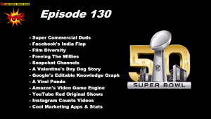 Super Bowl Duds & YouTube Originals