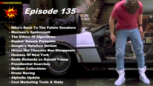 Beyond Social Media - Back To The Future Sneakers - Episode 135