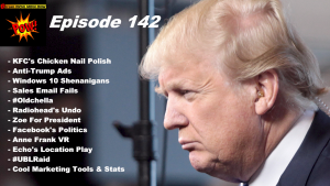 Beyond Social Media - Anti-Trump Ads - Episode 142