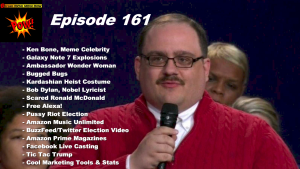 Ken Bone, Internet Meme & Exploding Samsung Phones