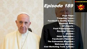 Beyond Social Media - Tump Pope - Episode 189