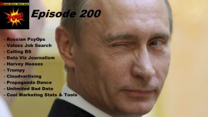Beyond Social Media Show - Russian Facebook Ads - Episode 200