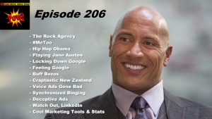 Beyond Social Media - Dwayne Johnson Agency - Episode 206