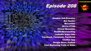 Beyond Social Media Show - Shadow Sub-Domains - Episode 208