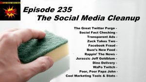 Beyond Social Media - Social Media Cleanup - Episode 235