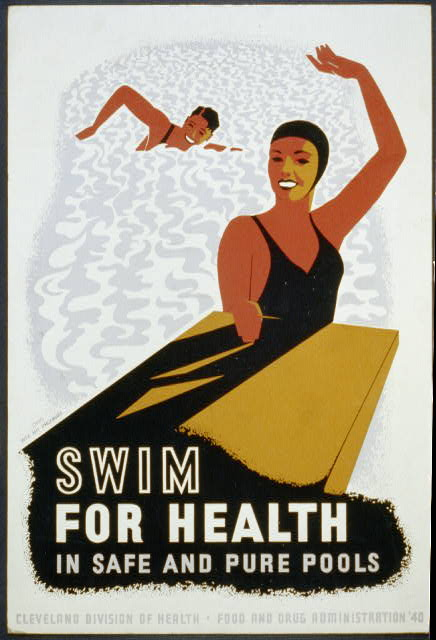 Works Progress Administration Poster -