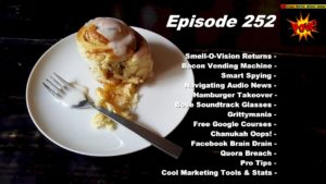 Beyond Social Media - Pillsbury Smell-O-Vision - Episode 252