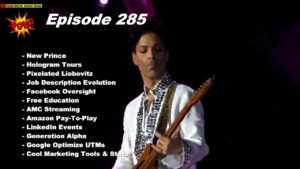 Beyond Social Media - New Prince Music - Episode 285