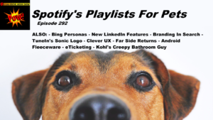 Beyond Social Media - Spotify Pets Playlist - Episode 292
