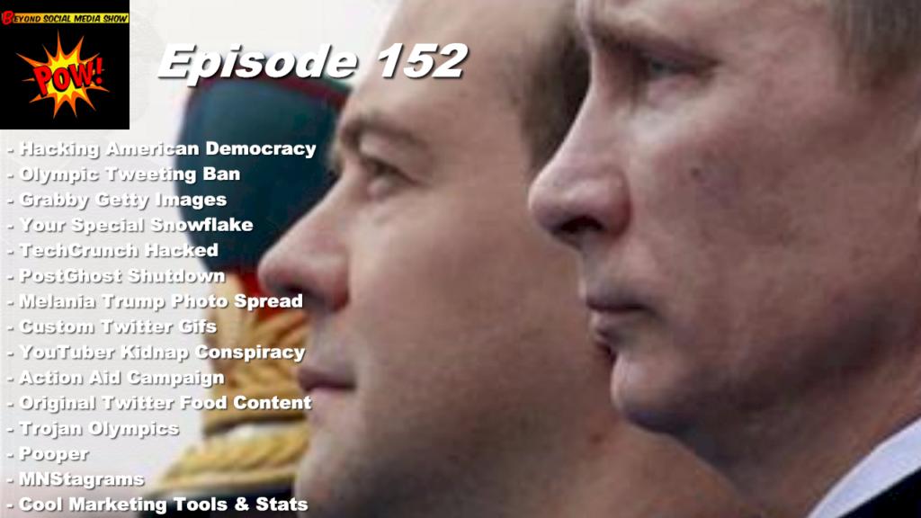 Beyond Social Media - Russia Hacking Democracy - Episode 152