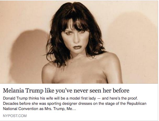 Melania-Trump-NYPost-Nudes