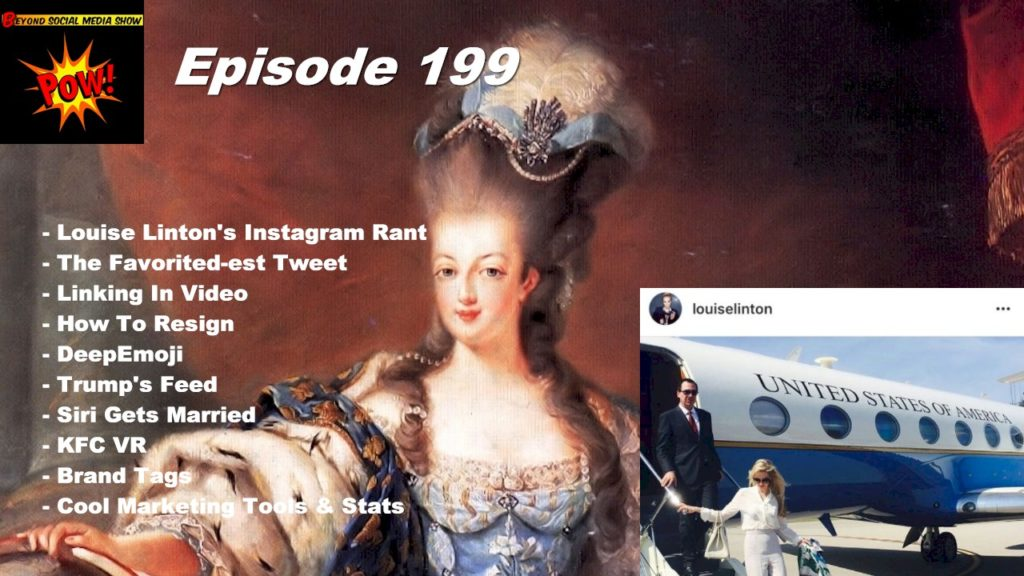 Beyond Social Media - Louise Linton Instagram - Episode 199