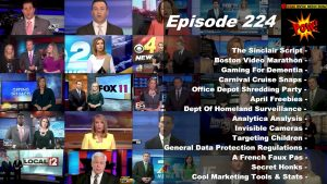 Sinclair Broadcast Group's Supercut Video & How Carnival Got Its Snap Back