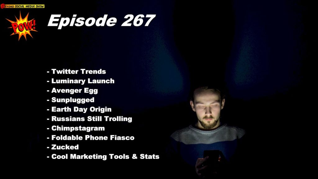 Beyond Social Media - Twitter Trends - Episode 267