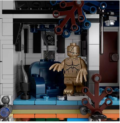 Stranger Things' Lego Demogorgon