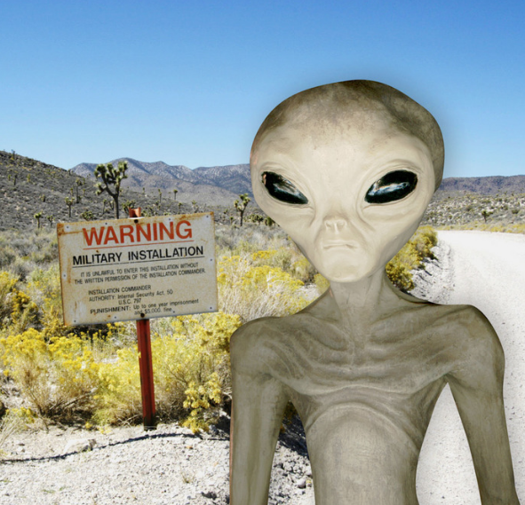 982,000 alien hunters have signed up to raid top secret Military Installation Area51 on Sept 20
