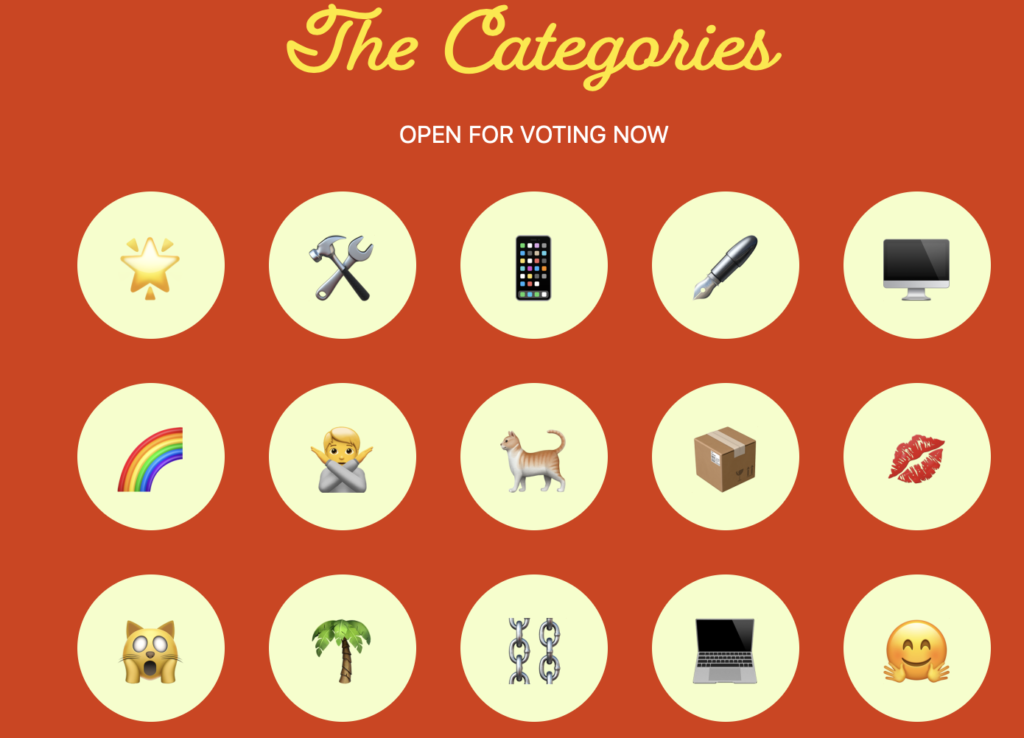 Voting is open for Product Hunt's Golden Kitty Awards