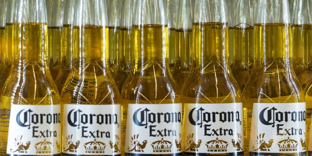 People are confusing Corona Beer with Coronavirus.