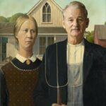 Bill Murray - American Gothic