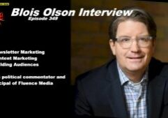 Beyond Social Media - Blois Olson Interview - Episode 349