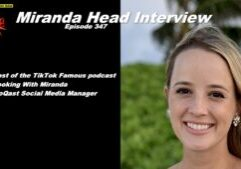 Beyond Social Media - Miranda Head Interview - Episode 347