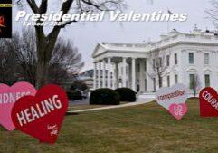 Beyond Social Media - Presidential Valentines Display - Episode 338