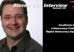 Beyond Social Media - Steven Clift Interview - Episode 339